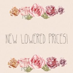 LOWERED ALL MY PRICES (Please Read and Share)